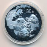 Китай, 30 юаней (2006 г.)