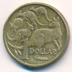 Австралия, 1 доллар (1984 г.)