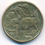 Австралия, 1 доллар (1998 г.)
