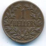 Немецкая Африка, 1 геллер (1908 г.)