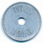 Гренландия, 100 эре (1910 г.)