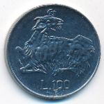 Сан-Марино, 100 лир (1974 г.)