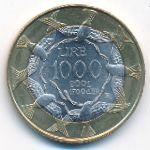 Сан-Марино, 1000 лир (2001 г.)