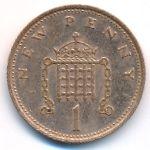 Великобритания, 1 новый пенни (1979 г.)