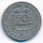 Западная Африка, 50 франков (1979 г.)