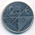 Аруба, 10 центов (1997 г.)