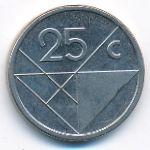 Аруба, 10 центов (2015 г.)