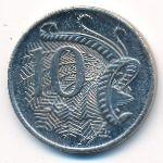 Австралия, 10 центов (2008 г.)