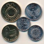 Соломоновы острова, Набор монет (2012 г.)