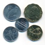 Самоа, Набор монет (2011 г.)
