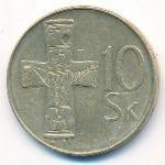 Словакия, 10 крон (1993–2003 г.)