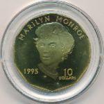 Маршалловы острова, 10 долларов (1995 г.)