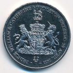 Южная Джорджия и Южные Сэндвичевы острова, 2 фунта (2011 г.)