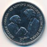 Виргинские острова, 1 доллар (2007 г.)