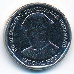 Ямайка, 1 доллар (2008 г.)