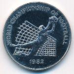 Ямайка, 1 доллар (1982 г.)