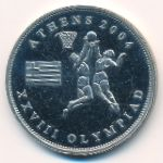 Сомали, 1 доллар (2004 г.)