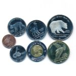 Койоты, Набор монет (2011 г.)