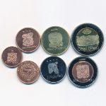Майя, Набор монет (2012 г.)