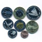 Микронезия, Набор монет (2012 г.)