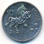 Словения, 10 толаров (2004 г.)