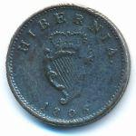 Ирландия, 1 фартинг (1806 г.)