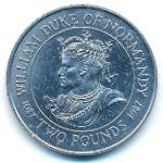 Гернси, 2 фунта (1987 г.)