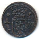 Швеция, 1/4 эре (1634 г.)