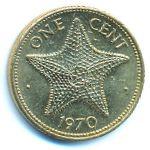Багамские острова, 1 цент (1970 г.)