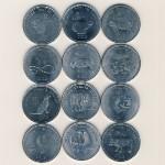 Сомалиленд, Набор монет (2012 г.)