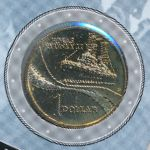 Австралия, 1 доллар (2000 г.)