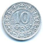 Дания, 10 эре (1910 г.)