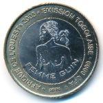 Того, 6000 франков КФА (2003 г.)
