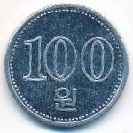 Северная Корея, 100 вон (2005 г.)