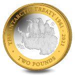 Британская Антарктика, 2 фунта (2021 г.)