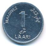 Мальдивы, 1 лаари (2012 г.)
