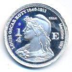 Сен-Пьер и Микелон, 1/4 евро (2004 г.)