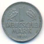 ФРГ, 1 марка (1950 г.)