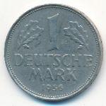 ФРГ, 1 марка (1956 г.)