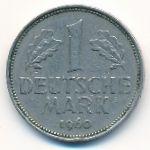 ФРГ, 1 марка (1960 г.)
