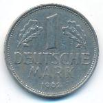 ФРГ, 1 марка (1962 г.)