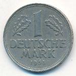ФРГ, 1 марка (1968 г.)