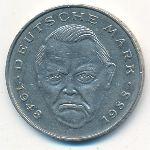ФРГ, 2 марки (1988–1994 г.)