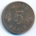 Исландия, 5 эйре (1961 г.)