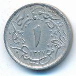 Египет, 1/10 кирша (1913 г.)