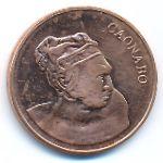 Доминиканская республика, 1 сентаво (1987 г.)