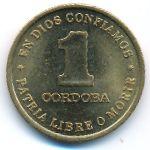 Никарагуа, 1 кордоба (1987 г.)