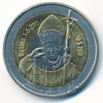 Антарктические территории, 10 долларов (2011 г.)