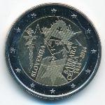 Словения, 2 евро (2014 г.)