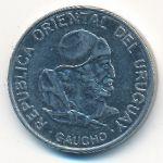Уругвай, 100 новых песо (1989 г.)